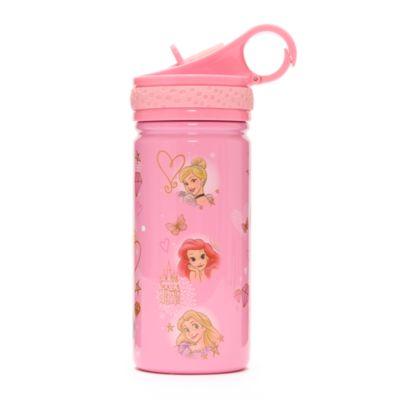 Disney Store - Disney Prinzessinnen - Klassische Trinkflasche aus rostfreiem Edelstahl