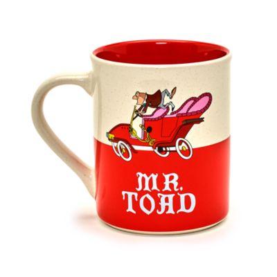 Disney Store Mug M. Crapaud, Le Crapaud et le Maître d'école