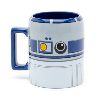 Disney Store R2-D2 Mug, Star Wars