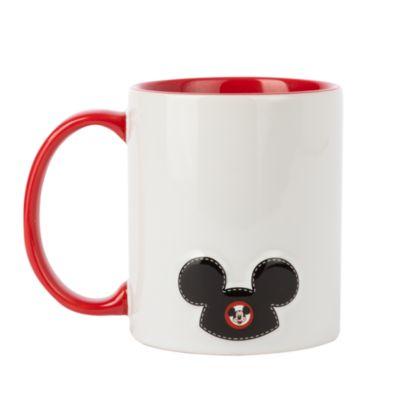 "Disney Store Mug Mickey ""Official Mouseketeer"""