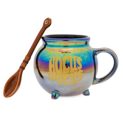 Disney Store - Hocus Pocus - Becher und Löffel