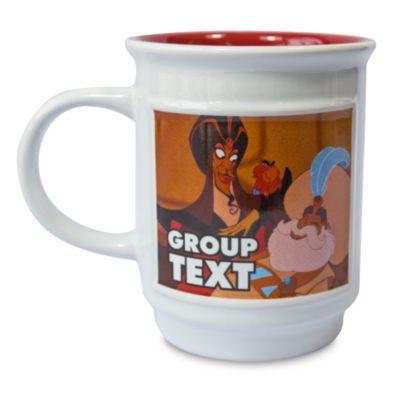 Disney Store Jafar Meme Mug, Aladdin