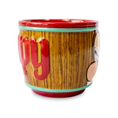 Disney Store Grumpy Figural Mug