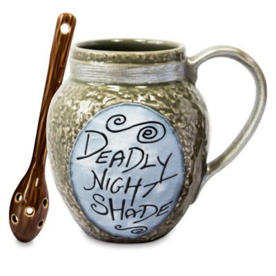 Disney Store Mug et cuillère Jack Skellington