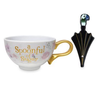 Disney Store - Mary Poppins - Becher und Rührstab