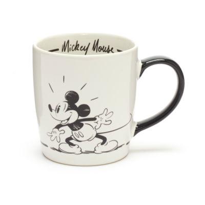 Disney Store Mickey Mouse Signature Mug