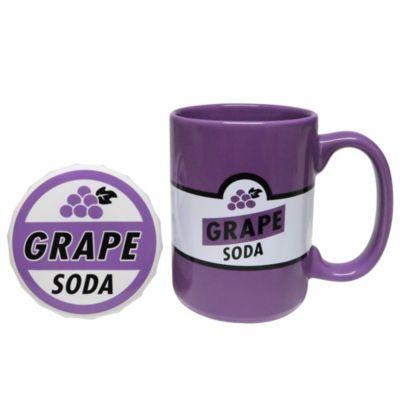 Disney Store Up Grape Soda Mug with Lid