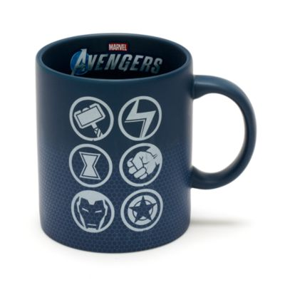 Disney Store Mug voyage Marvel Avengers