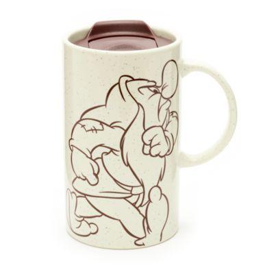 Disney Store Grumpy Travel Mug