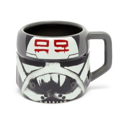 Disney Store Mug Wrecker, Star Wars: The Bad Batch