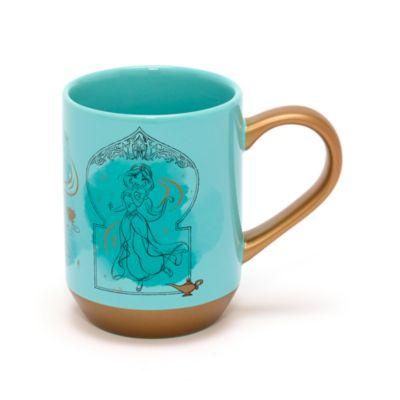 Taza princesa Jasmine, Aladdín, Disney Store