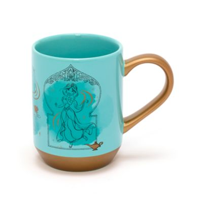 Disney Store - Aladdin - Prinzessin Jasmin - Becher