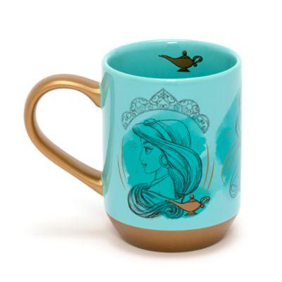 Disney Store Princess Jasmine Mug, Aladdin