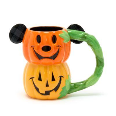 Walt Disney World Mickey Mouse Pumpkins Mug