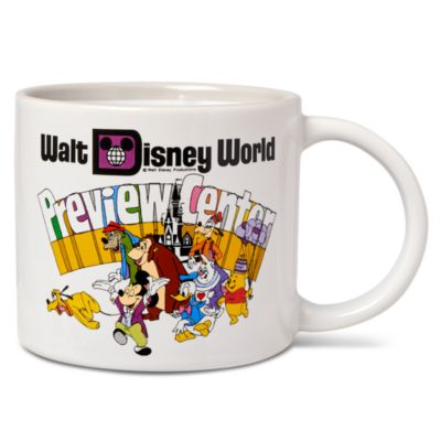 Walt Disney World Mickey and Friends 50th Anniversary Mug