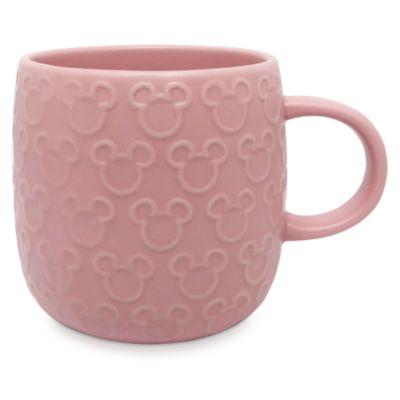 Disney Parks - Micky Maus - Pinkfarbener Henkelbecher