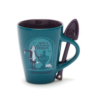 Disney Store Mug et cuillère Phantom Manor
