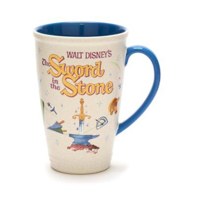 Disney Store Mug Merlin l'Enchanteur