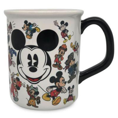 Disney Store - Micky Maus - Becher mit Wärmereaktion