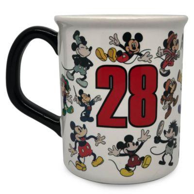 Disney Store Mickey Mouse Heat Changing Mug