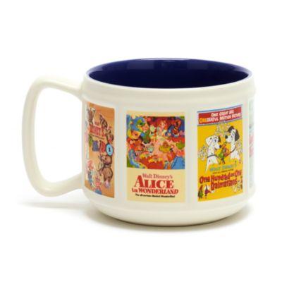 Disney Store Classic Disney Posters Mug