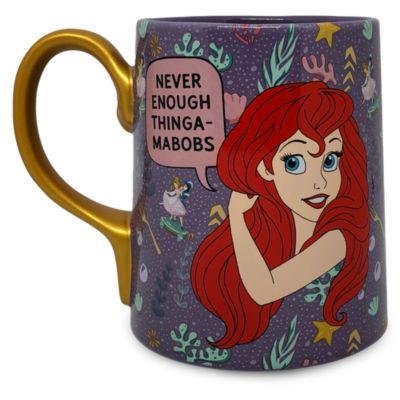 Taza y cuchara Ariel, La Sirenita, Disney Store