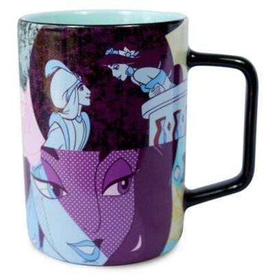 Disney Store Mug changeant Aladdin