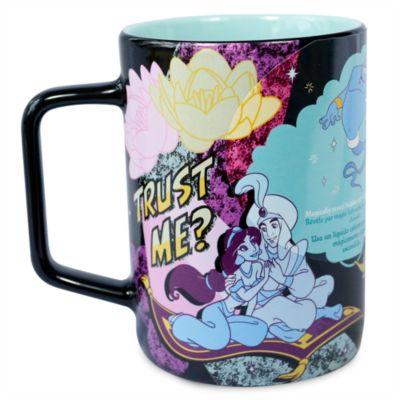 Disney Store Aladdin Heat Changing Mug
