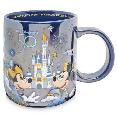 Walt Disney World 50th Anniversary Mickey and Friends Mug