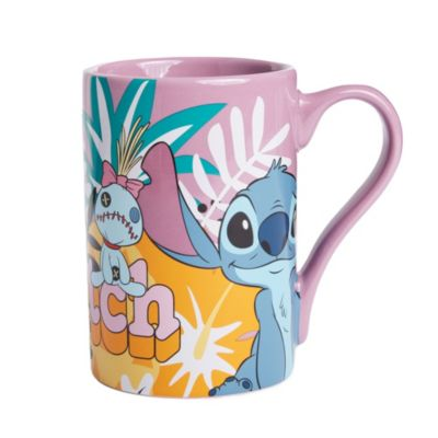 Disney Store Stitch Mug