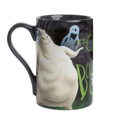 Disney Store Oogie Boogie Mug, The Nightmare Before Christmas