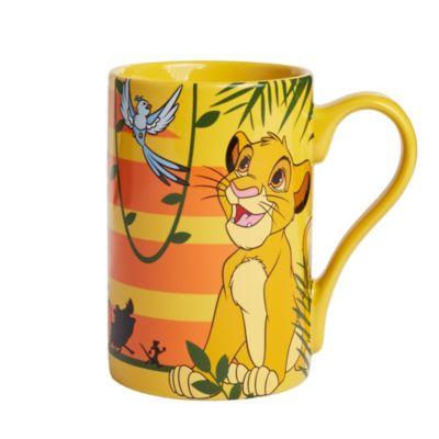 Disney Store Mug Simba, Le Roi Lion