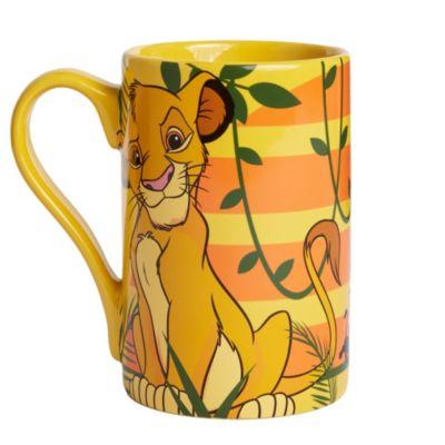 Tazza Simba Il Re Leone Disney Store