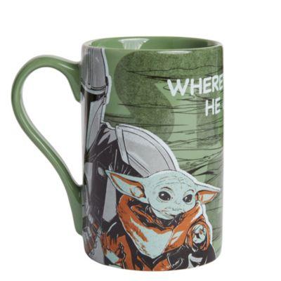 Disney Store Grogu Mug, Star Wars: The Mandalorian