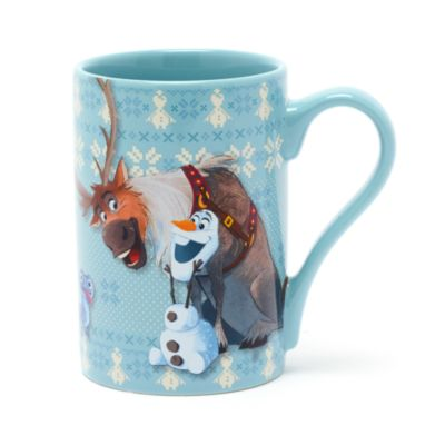 Disney Store Mug Olaf, La Reine des Neiges