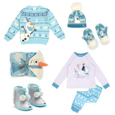 Disney Store Frozen Collection For Kids