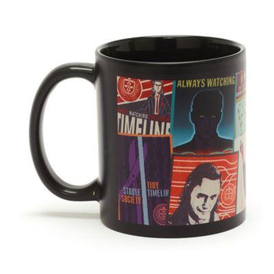 Disney Store Mug Loki