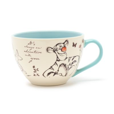 Disney Store Mug Winnie l'Ourson et ses Amis