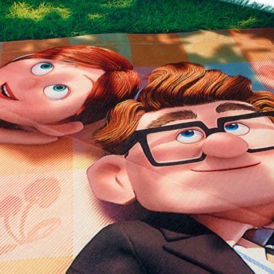 Disney Store Jeté Carl et Ellie, Là-haut