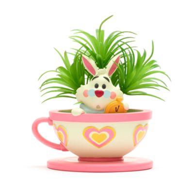 Walt Disney World White Rabbit Artificial Potted Plant