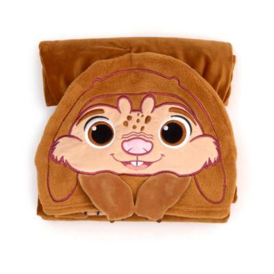 Disney Store Tuk Tuk Convertible Fleece Throw