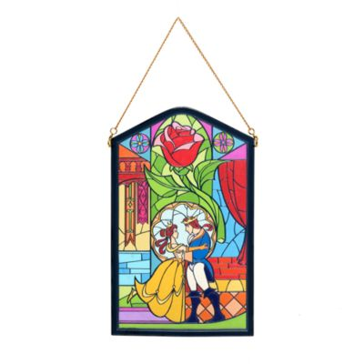 Disney Store Beauty and the Beast Wall Art