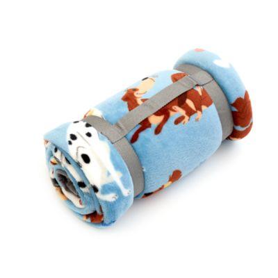 Disney Store Disney Dogs Fleece Throw