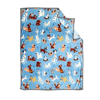 Disney Store - Disney Hunde - Tagesdecke aus Fleece