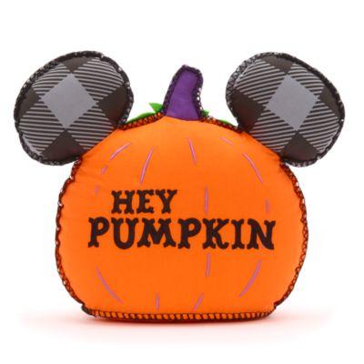 Walt Disney World Mickey Mouse Pumpkin Cushion