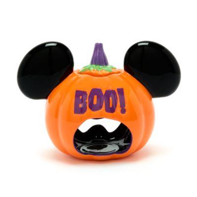 Walt Disney World Mickey Mouse Pumpkin Tealight Holder