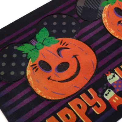 Walt Disney World - Micky und Minnie - Halloween-Fußmatte