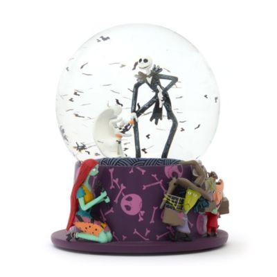 Walt Disney World Boule à neige L'Étrange Noël de Monsieur Jack