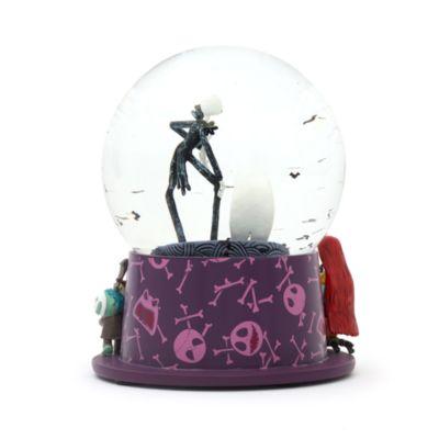 Walt Disney World The Nightmare Before Christmas Snow Globe
