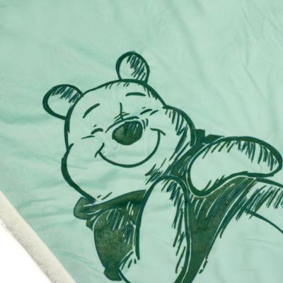 Disney Store Plaid polaire Winnie l'Ourson et ses Amis